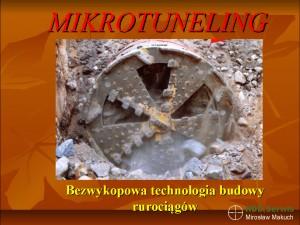 Mikrotuneling 1