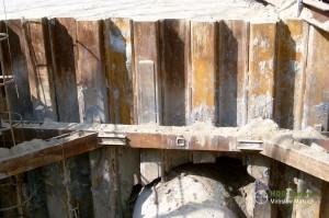 Minimalna odleglosc od stropu kolektora do powierzchni terenu